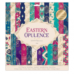 "Papermania 12 x 12"" Paper Pad (50pk) - Eastern Opulence"
