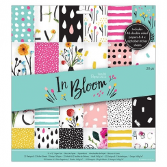 "Papermania 12 x 12"" Paper Pad (50pk) - In Bloom"