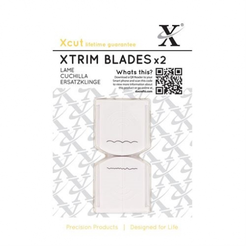 "X-cut 13"" Xtrim Replacement Deckle B"