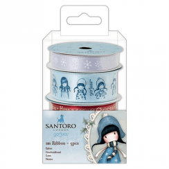 Gorjuss 1M Ribbon (5pcs) - Santoro