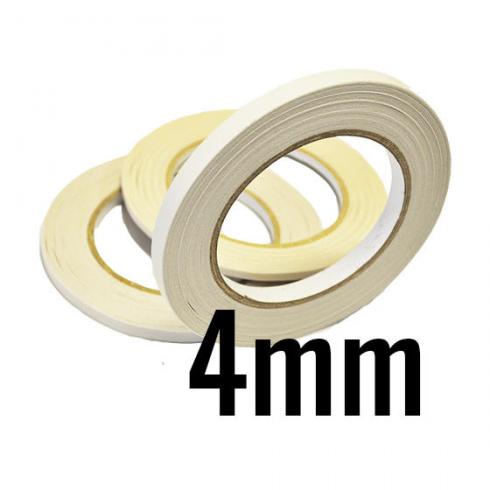 Payper Box 4mm Double Sided Tape (30m roll)