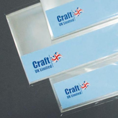 Craft UK 4x4 Cello Bags x 50