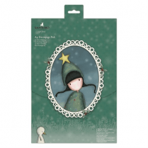 Gorjuss A4 Decoupage Pack - Santoro