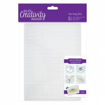 Creativity Essentials A5 Clear Stamp Block