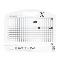 X-cut A5 Self Healing Duo Cutting Mat - Black & White