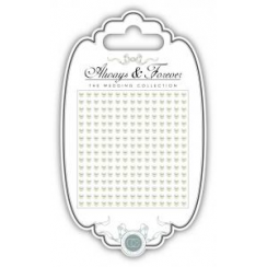 Craft Consortium Adhesive Pearls - 3mm