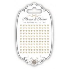 Craft Consortium Adhesive Pearls - 5mm
