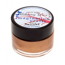 Imagination Crafts Alchemy Wax - Bronze