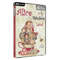 Alice in Fabulous Land by House of Zandra CD-Rom