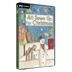 All Sewn Up for Christmas CD-Rom