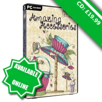 Amazing Accessories by Dolly Dimples CD-Rom