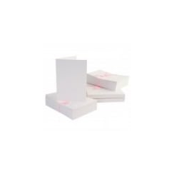Anitas - A6 Cards & Envelopes (100pk) - White