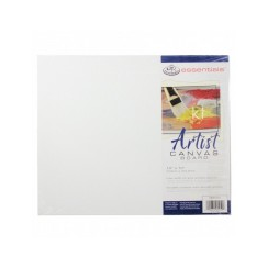 "Royal Langnickel Essentials Artist Canvas Board 10 x 12"" / 254mm x 304.8mm"