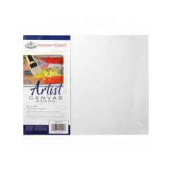 "Royal Langnickel Essentials Artist Canvas Board 8 x 10"" / 203.2mm x 254mm"