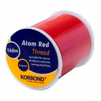 Korbond Atom Red Thread 160m