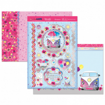Hunkydory Best Friends Forever Topper Set