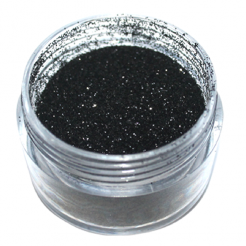 Debbi Moore Designs Black Knight Glitter