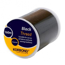 Korbond Black Thread 160m