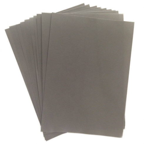 Clarity BLANK MASKS A5 (PACK OF 10 SHEETS)