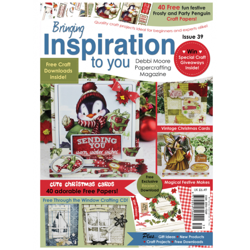 Debbi Moore Designs Bringing Inspiration to You Issue 39