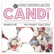 Craftwork Cards Card Candi - Magic of Christmas