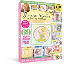 Cardmaking Collection Joanna Sheen Special Magazine & Kit Issue 4
