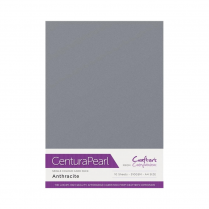 Centura Pearl Single Colour 10 Sheet Pack - Anthracite