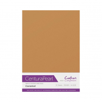 Centura Pearl Single Colour 10 Sheet Pack - Caramel