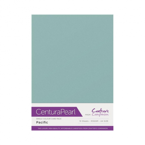 Centura Pearl Single Colour 10 Sheet Pack - Pacific