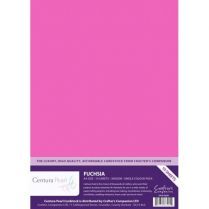 Centura Pearl Single Colour Fuschia