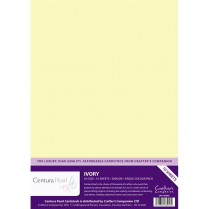 Centura Pearl Single Colour Ivory