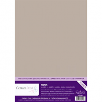 Centura Pearl Single Colour Mink
