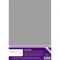 Centura Pearl Single Colour Platinum