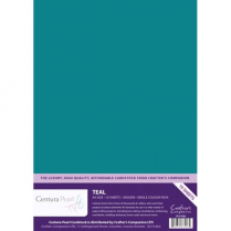 Centura Pearl Single Colour Teal