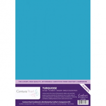 Centura Pearl Single Colour Turquoise