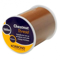 Korbond Chestnut Thread 160m