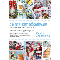 Craft Creations Christmas Collection 7