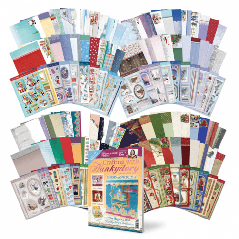 Hunkydory Christmas Craftaganza 2018 Bundle