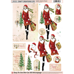 Craft Creations Christmas Shopper