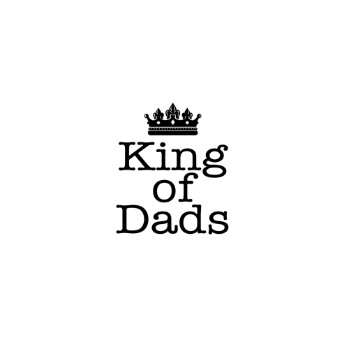 Woodware Clear Magic Singles - King Of Dads