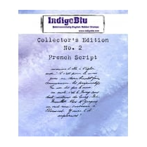 IndigoBlu Collectors Edition - Number 2 - French Script