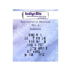 IndigoBlu Collectors Edition - Number 4 - Numbers