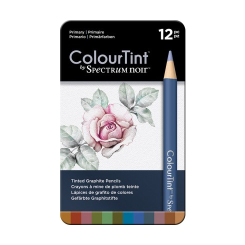 Spectrum Noir ColourTint By Spectrum Noir - Primary (12pcs)