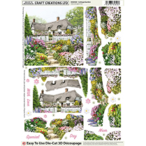 Craft Creations Cottage Garden