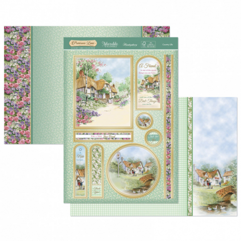 Hunkydory Country Life Luxury Topper Set