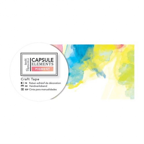 Docrafts Craft Tape (3m) - Capsule Collection - Elements Pigment - Colour Blend