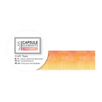 Docrafts Craft Tape (3m) - Capsule Collection - Elements Pigment - Orange Ombre