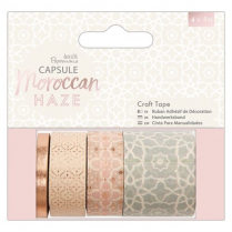 Docrafts Craft Tape (4 x 5m) - Capsule - Moroccan Haze
