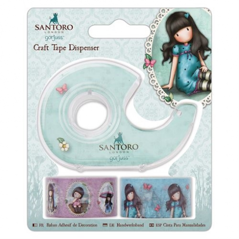 Docrafts Craft Tape Dispenser - Santoro