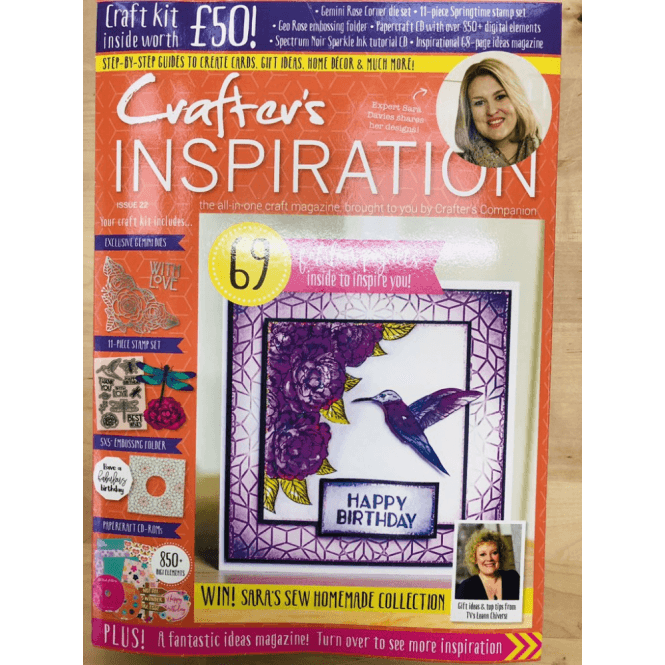 Crafter's Inspiration Issue 22